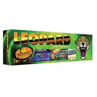 Leopard Selection Box (15pce) from Sonic Fireworks Shop