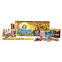 Bonfire Party Selection Box from Sonic Firework Shop