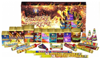 Bonfire Supreme Selection Box from Sonic Firework Shop