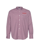 Tommy Hilfiger - 100s Two-Ply Gingham Shirt