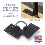 "2""-SkyLift Lateral Stabilizer Strap (LSS) Optional"