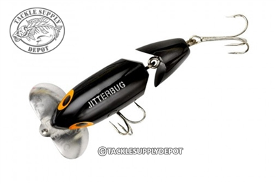 Arbogast Jitterbug Jointed Clicker Wakebait