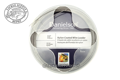 Danielson SS Coated Leader Wire