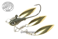 Elite Bait Co Triple Shad Elite Underspin
