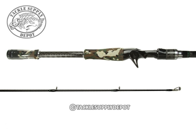Evergreen International Combat Stick RCSC-73HG 7 ft 3 in Heavy Casting Rod