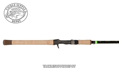 G. Loomis E6X Flipping Casting Rod