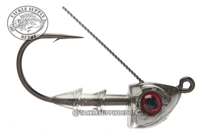 Jewel Gem Shad 3.8 Jig Head