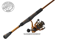 Lew's Mach Crush SLP Spinning Combo