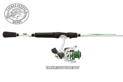 Lews Mach I Speed Spin Combo Spinning Rod