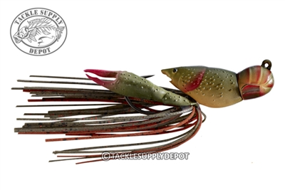 Livetarget Hollow Body Crawfish Jig