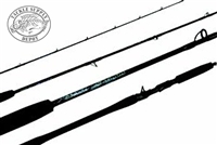 Maxel Platinum Slow Pitch Casting Rods