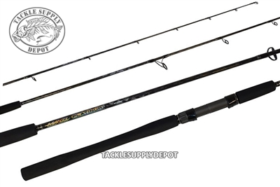 Maxel Platinum Slow Pitch Spinning Rod
