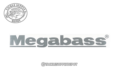 Megabass Logo Decal