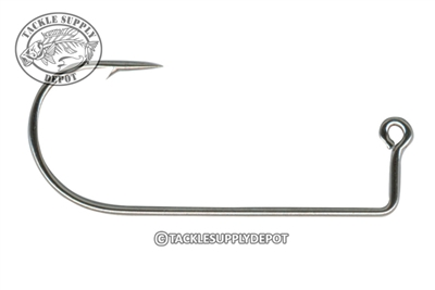 Mustad 90 Degree HD 2X Strong Round Bend Aberdeen Jig Hook