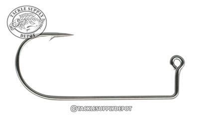 Mustad 90 Degree Round Bend Aberdeen Jig Hook