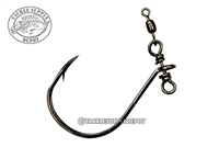 Mustad No Twist Drop Shot Hook