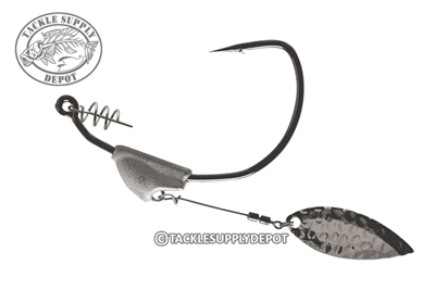 Owner - Flashy Swimmer Beast Nickel Hammered Willow