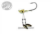 Picasso Double Barrel Underspin Mustad Hook
