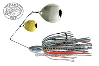 Picasso INVIZ Wire Double Colorado Spinnerbait