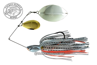 Picasso INVIZ Wire Tandem Thunder Spinnerbait