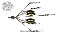 Picasso School-E-Rig Bait Ball - Finesse 5 Wire