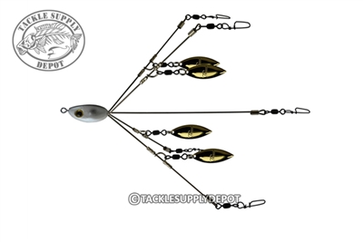Picasso School-E-Rig Bait Ball - Junior 5 Wire