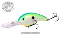 Strike King Pro Model CB Series 6XD Silent Crankbait