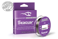 Seaguar Smackdown Braided Line Sleath Gray