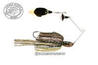 Strike King Premier Plus Spinnerbait Colorado / Willow