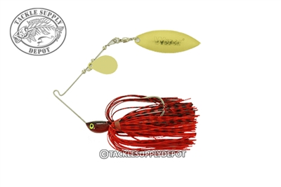Stanley  - Wedge Plus Spinner Bait - Colorado/Willow