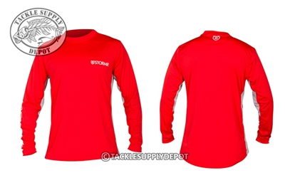 StormR - UV Shield Long Sleeve Performance Shirt