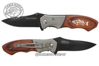 TAC-FORCE Gentleman's Spring Assisted Folding Pocket Knife - TF-468