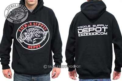 Tackle Supply Depot - Logo Hoody - Sweatshirt