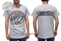 Tackle Supply Depot - Logo Short Sleeve - T-Shirt