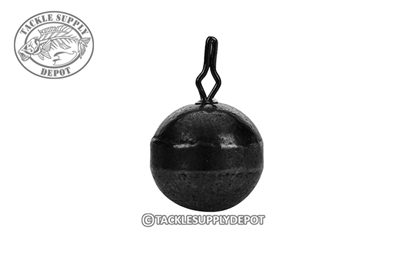 Tackle Supply Depot Tungsten Pinch It Round Drop Shot Weight