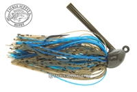 Tackle Supply Depot - Tungsten Weedless Screw Keeper Grass Jig