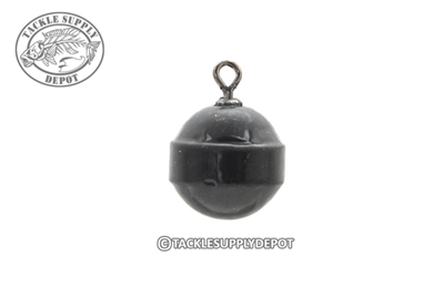Tackle Supply Depot Tungsten Ringer Round Drop Shot Weight