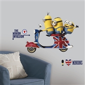 Minions Despicable Me Wall Decals | 253092