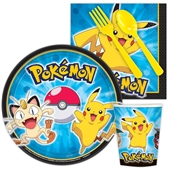 Pokemon Snack Party Pack 253941