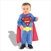 Superman Infant (6-12 Months) Costume 126917