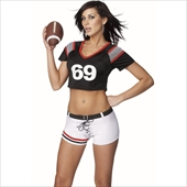 Wide Receiver Sexy Adult Costume