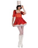 Women's Sexy Toy Soldier Dress