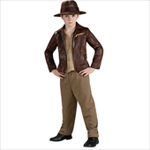 Indiana Jones - Deluxe Indiana Tween Costume