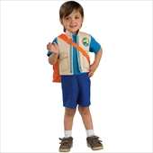 Go, Diego, Go! Halloween Sensations Diego Child Costume