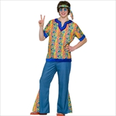 Far Out Dude Teen Costume