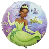 Disney Princess and the Frog Foil Balloon