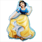 "Disney Snow White 31"" Jumbo Shaped Foil Balloon"