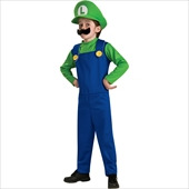 Super Mario Bros. - Luigi Toddler/Child Costume