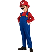 Super Mario Bros. - Mario Deluxe Toddler / Child Costume