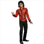 Michael Jackson Red Thriller Jacket Adult Costume